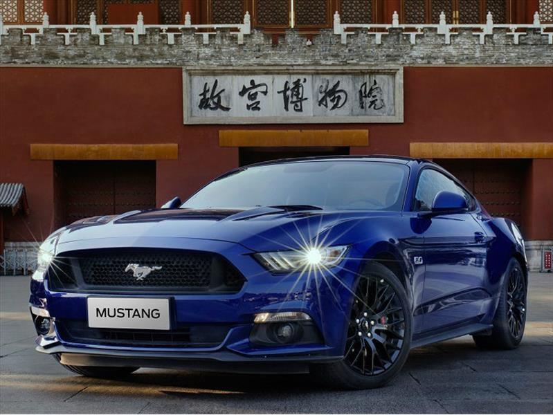 Ford Mustang El Deportivo M 225 S Vendido Del Mundo