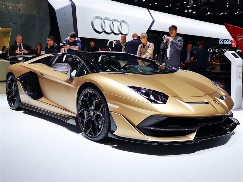 Lamborghini Aventador SVJ Roadster, un convertible con más de 750 hp ¿qué más se puede pedir?