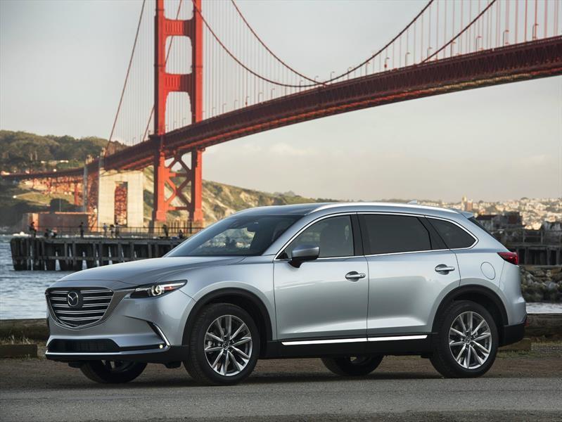 Mazda CX-9 2018 obtiene 5 estrellas en pruebas de la NHTSA