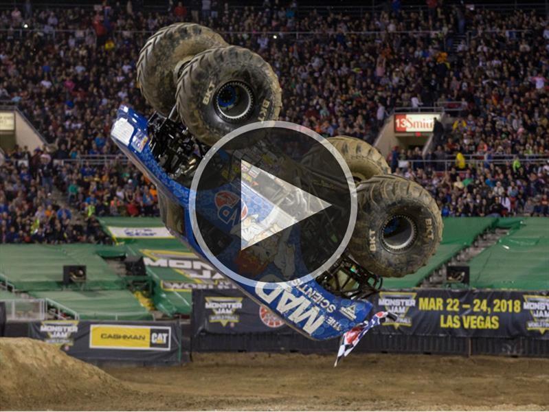 Los 10 mejores saltos de Monster Trucks durante 2017