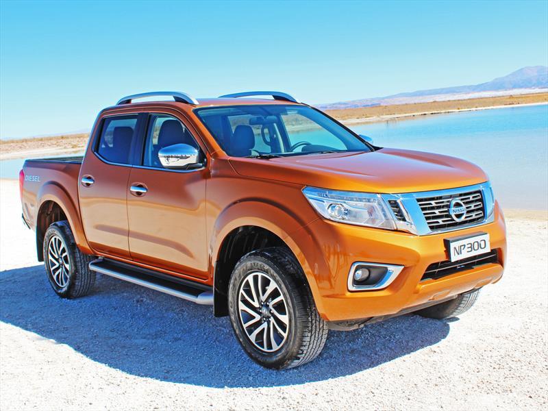 NP300: La nueva camioneta de Nissan ya está en Chile