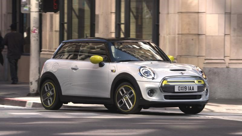 BMW Group comienza la producción del MINI Cooper Electric a finales de 2019
