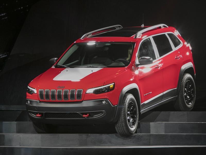 Jeep Cherokee 2019 recibe una acertada renovación estética