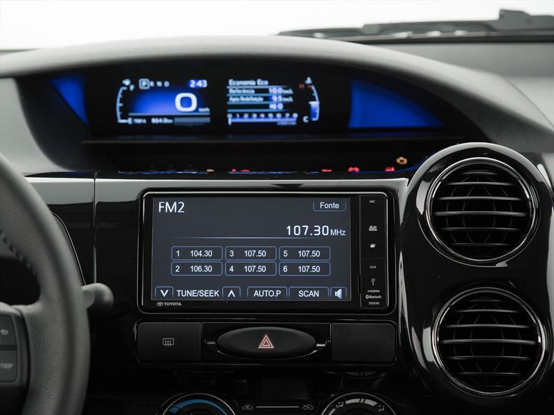 Toyota Etios se renueva para Brasil