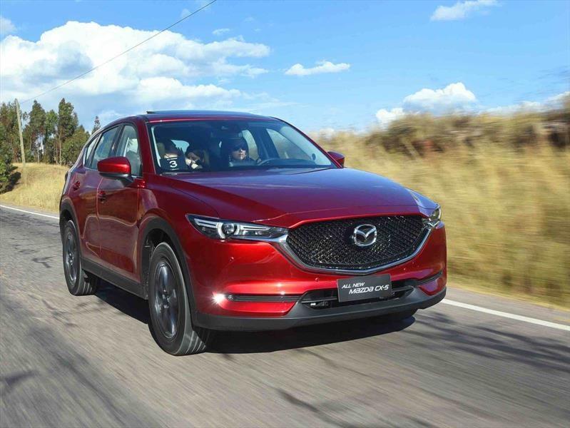 Pronado la Mazda CX-5 2018