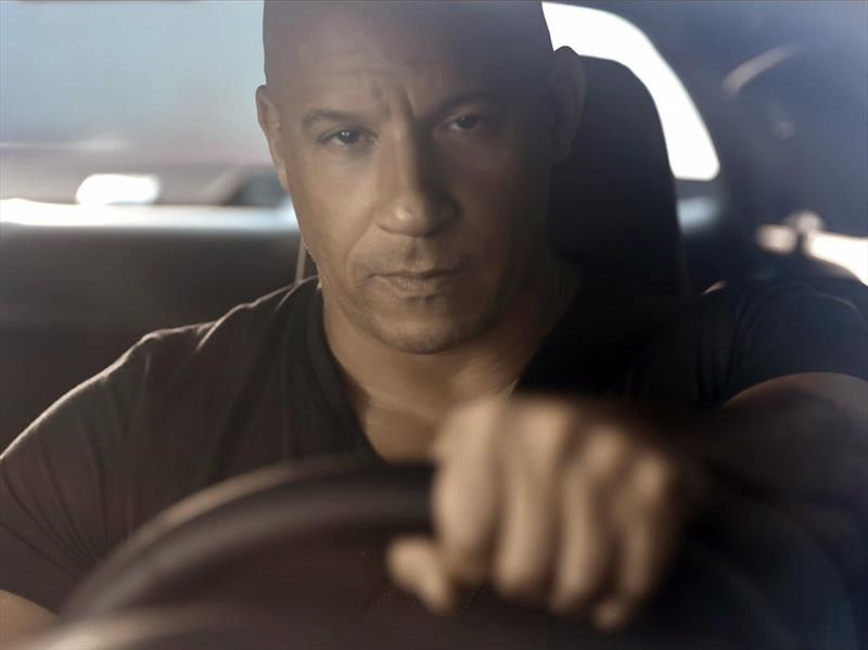 Vin Diesel, poderosa imagen de Dodge y SRT