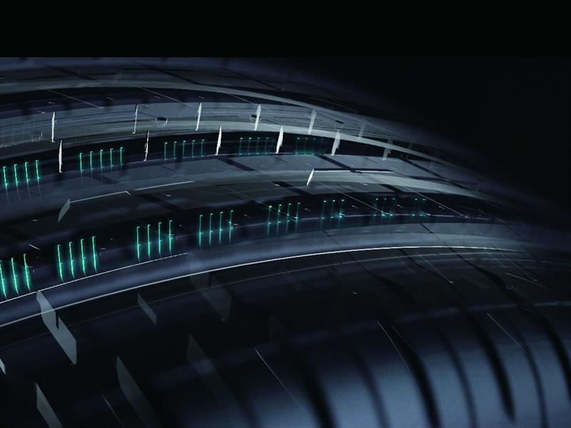 El secreto tras los neumáticos de los autos eléctricos