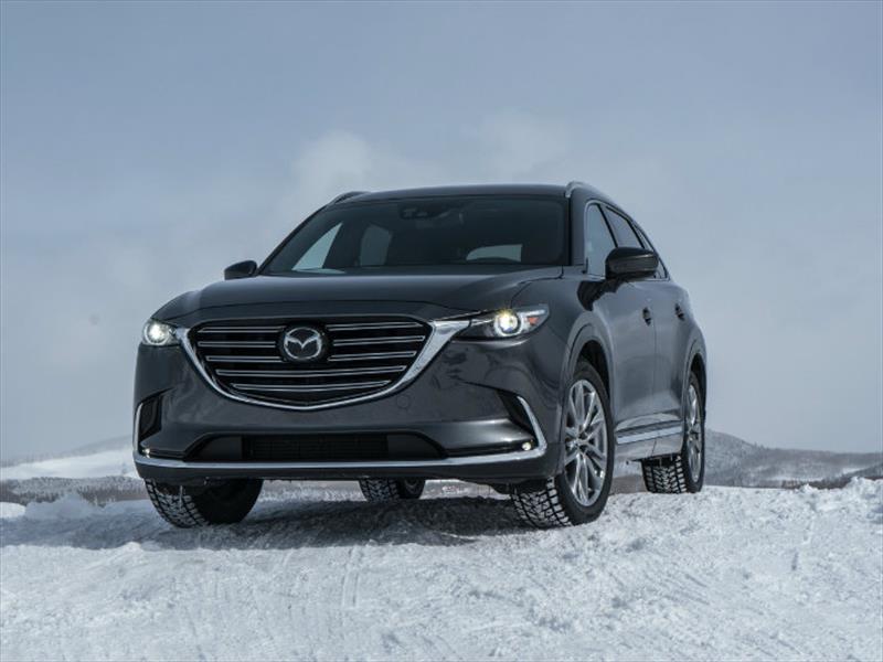 Mazda CX-9 2017 ofrece un consumo promedio de 10.6 km/l