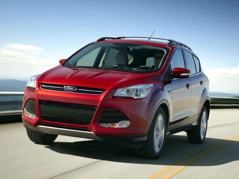 Ford Escape Titanium 2014 Llega A M 233 Xico En 459 900 Pesos