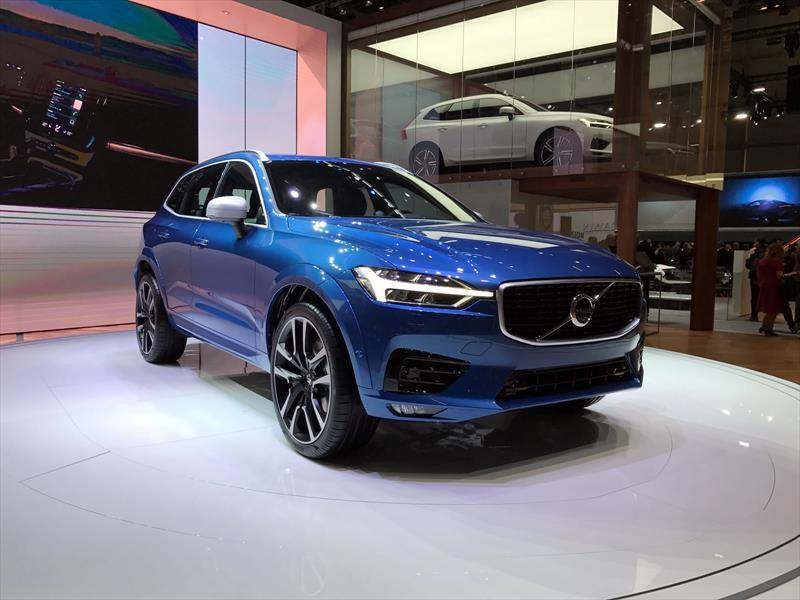 Volvo XC60 2018, más que un XC90 a escala