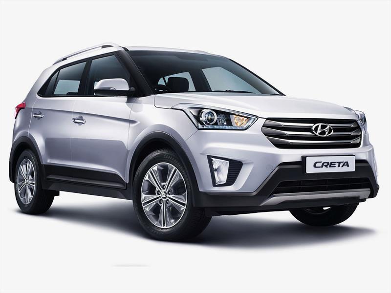 Hyundai Creta 2016, competirá con Honda HR-V y Chevrolet Trax