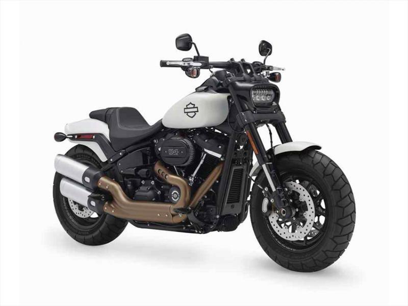 Gama Softail de Harley-Davidson celebra su 115 aniversario con una actualización