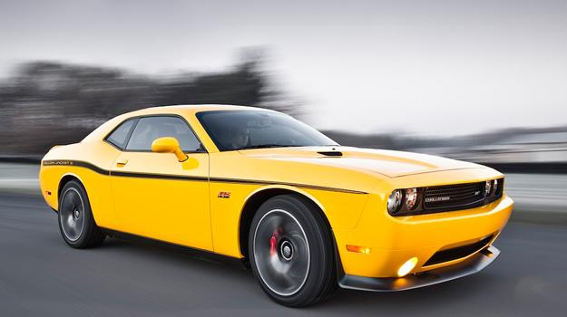 Dodge Challenger SRT8 Yellow Jacket 2012 debuta en el Salón de Los Angeles