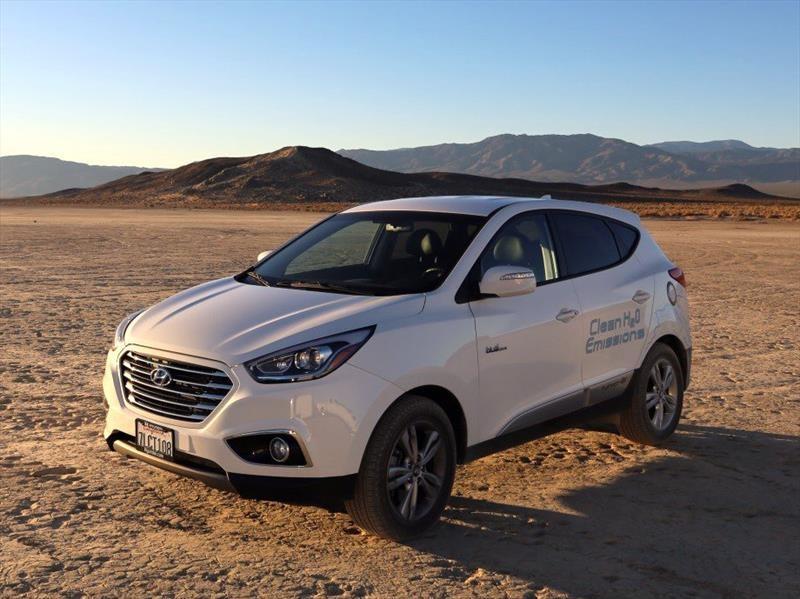 Los récords de Hyundai con vehículos de pila de combustible de hidrógeno