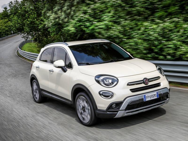 Fiat renueva el 500X en Europa