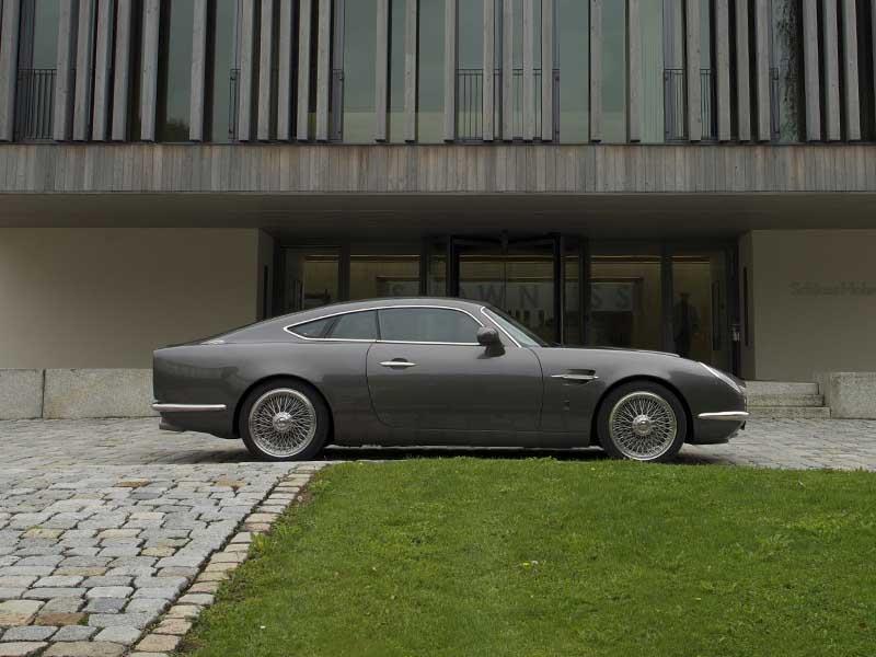 David Brown Speedback GT, un Jaguar XKR de $800,000 dólares
