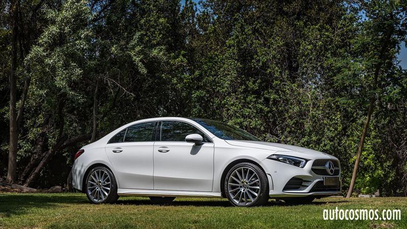 Mercedes-Benz Clase A sedán primer contacto desde Chile, orgullosamente hecho en México