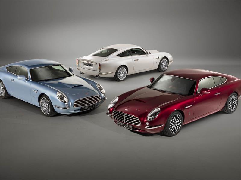 David Brown Speedback GT, modernizan al caballero inglés se actualiza