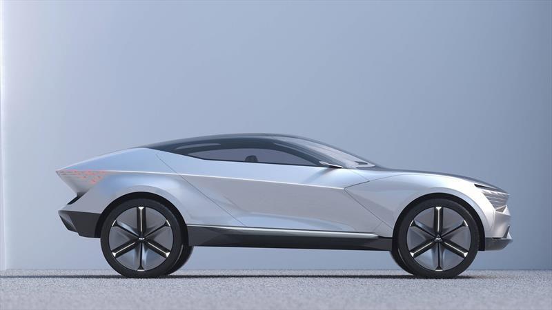 Kia Futuron Concept, el SUV coupé eléctrico