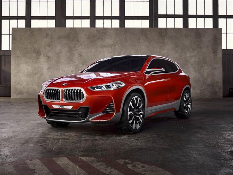 BMW X2 Concept, la alternativa deportiva al X1