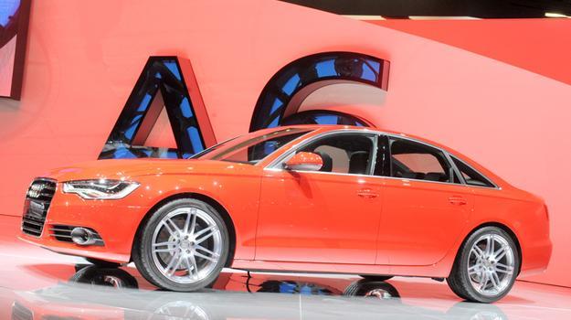 El Audi A6 gana el Volante de Oro 2011
