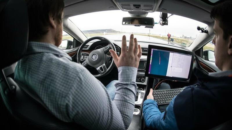 Volkswagen termina su asociación con Aurora, empresa creadora de vehículos autónomos