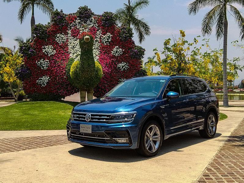 Volkswagen Tiguan R-Line 2018 debuta