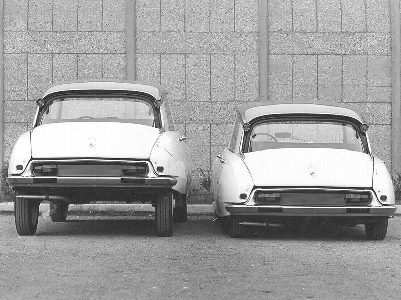 La historia de la suspensión hidroneumática de Citroën