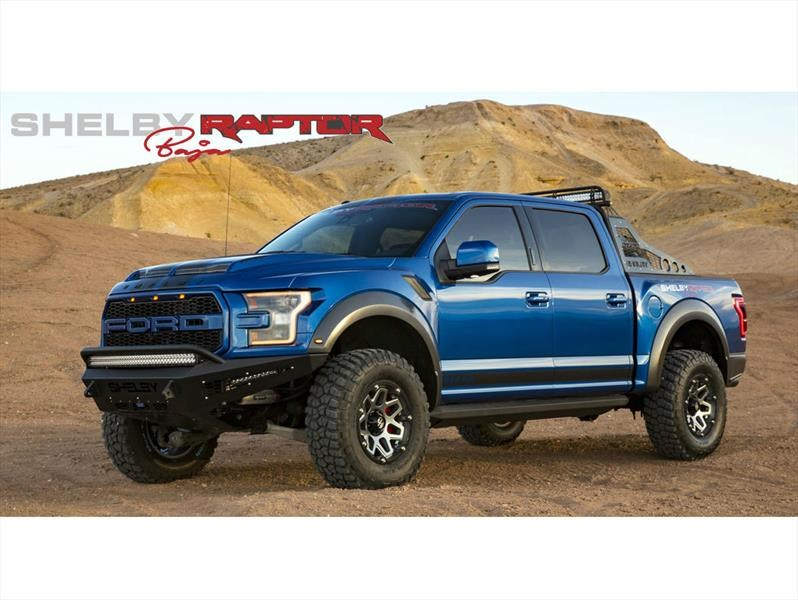 Shelby Raptor 2018, una pick up fuera de serie