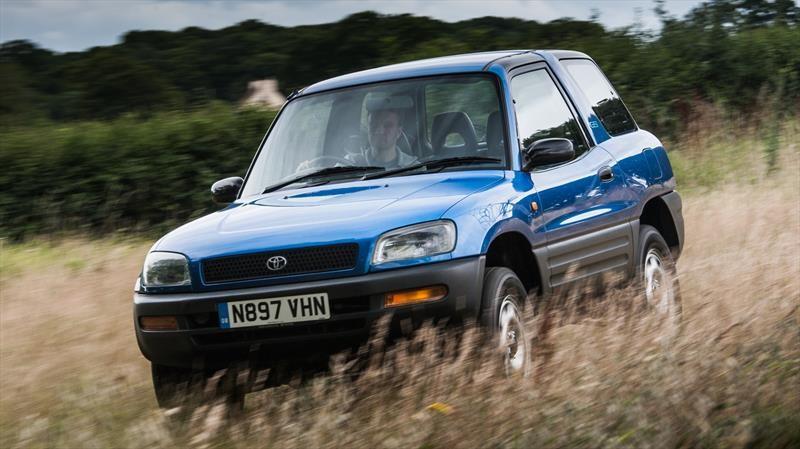 La historia del Toyota RAV4