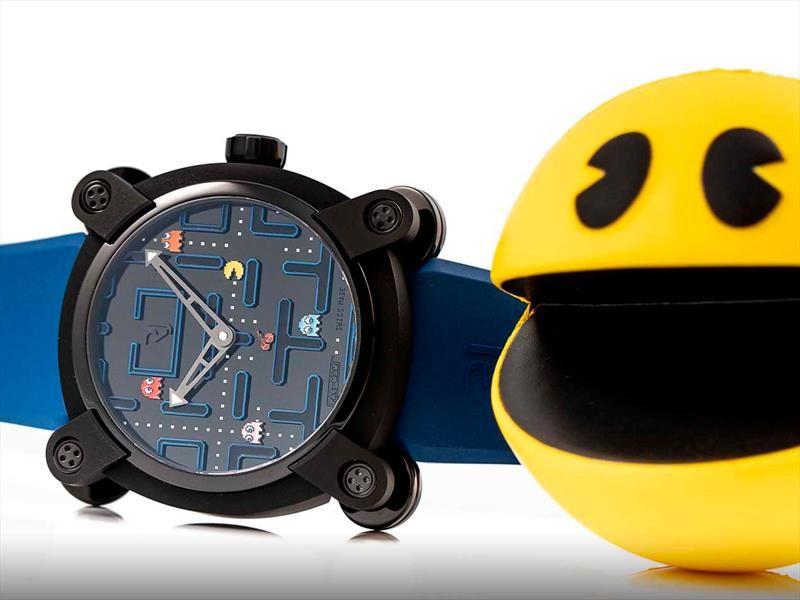 RJ PAC-MAN Level III, un clásico hecho reloj