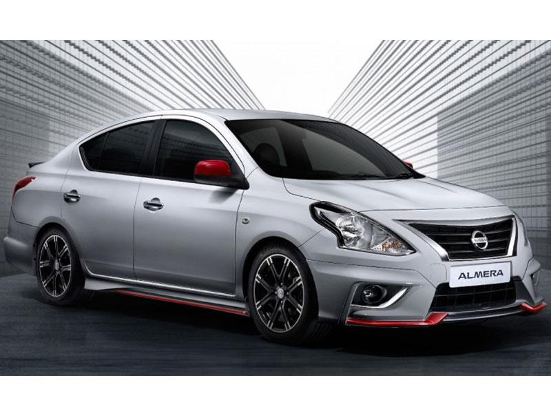 Nissan Versa NISMO, la versión exclusiva para Malasia ...