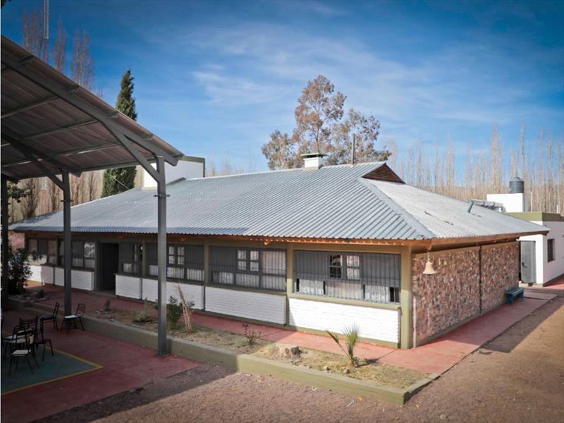 Ford inaugura una escuela en la provincia de San Juan