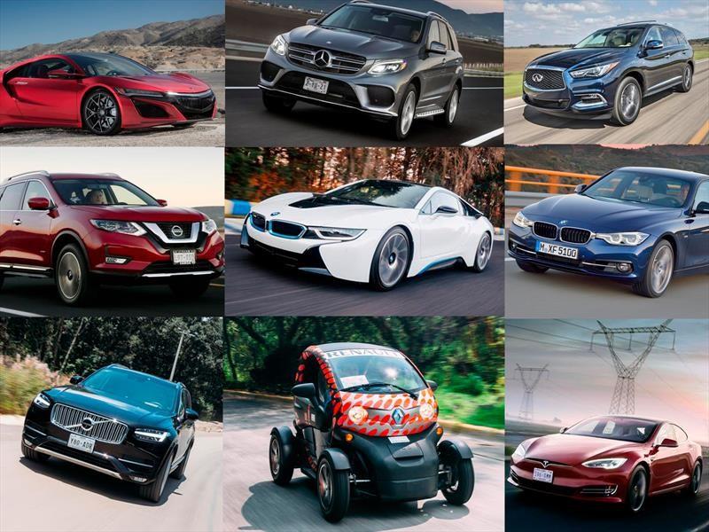 Conoce todos los autos híbridos y eléctricos que hay en México