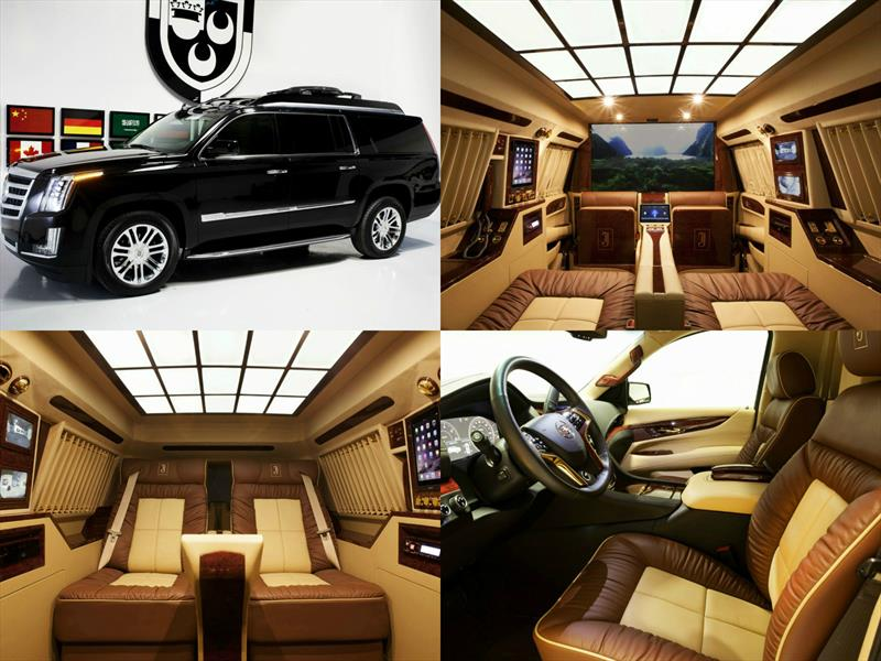 Autos Usados En Venta >> Cadillac Escalade Concept One Curve, una personalización ...