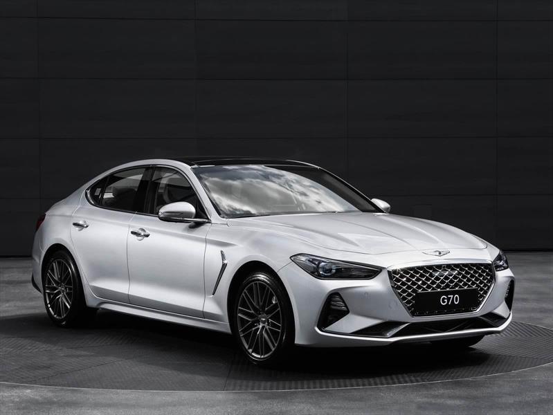 Hyundai Genesis Coupe 0 60 >> Salón de Detroit 2019 - Genesis G70, el mejor auto del año en América del Norte - Noticias ...