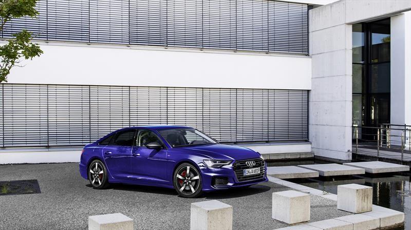 Audi A6 55 TFSI e quattro, entre los híbridos de alta gama
