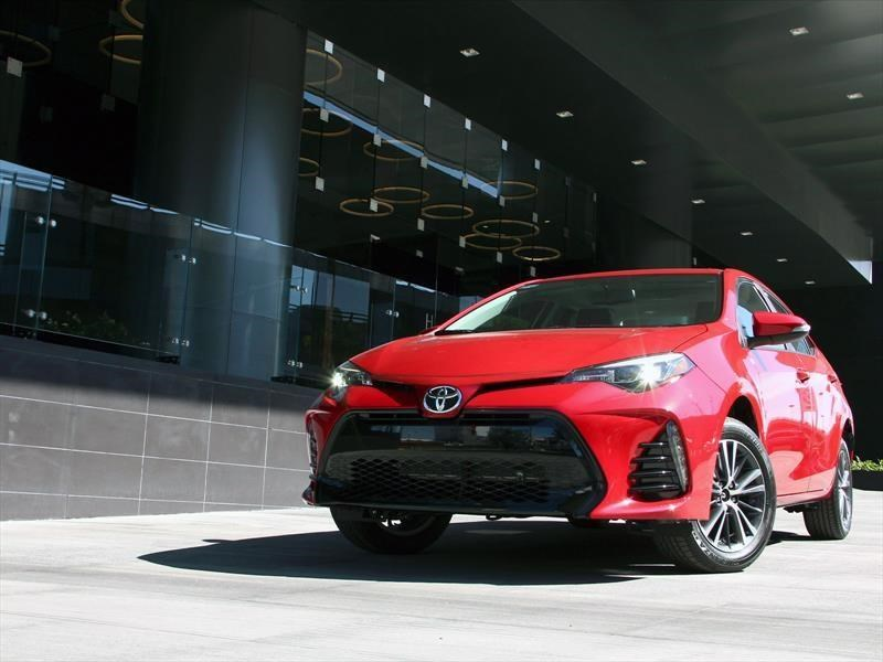 Corolla 2018 2019 >> Toyota Corolla 2017 llega a México desde $249,900 pesos - Autocosmos.com