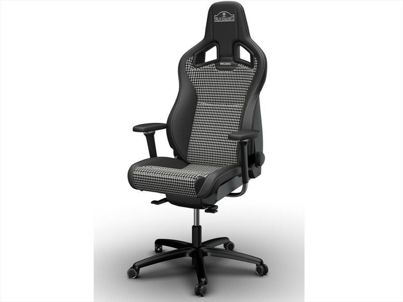 recaro celebra medio siglo con una silla para oficina muy