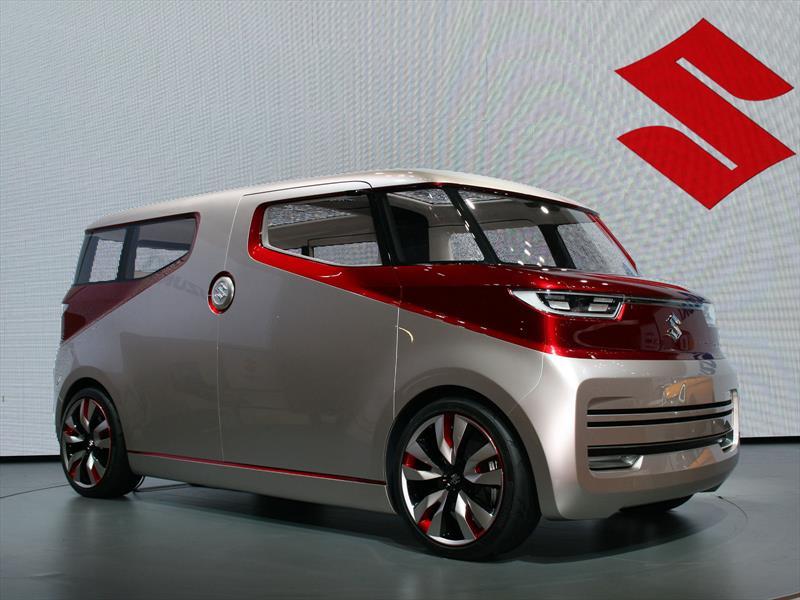 Suzuki Air Triser Concept se presenta