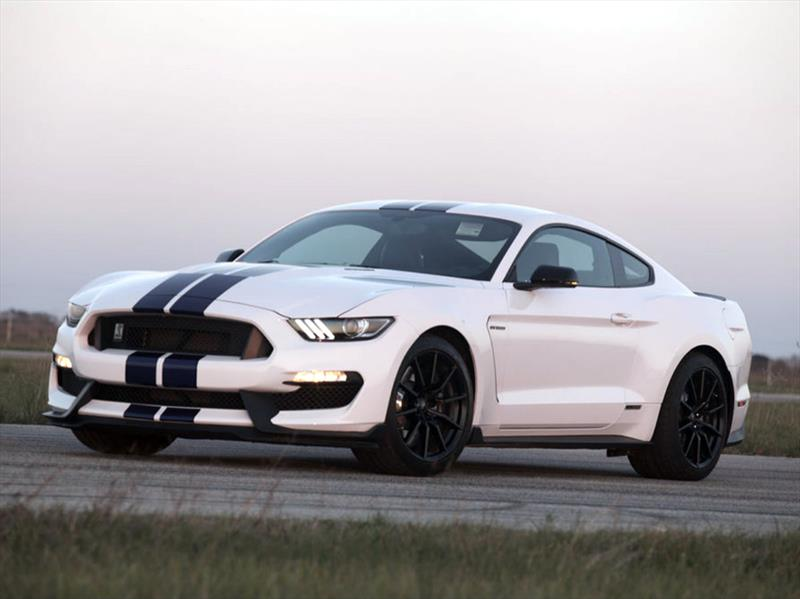 Hennessey Performance logra sacar 575 hp al Shelby GT350