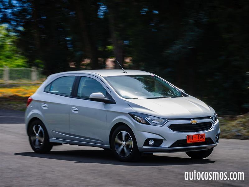 Probamos el Chevrolet Onix 2017