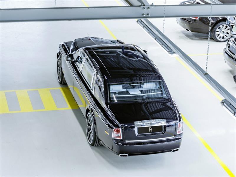 Rolls-Royce termina la producción del Phantom VII