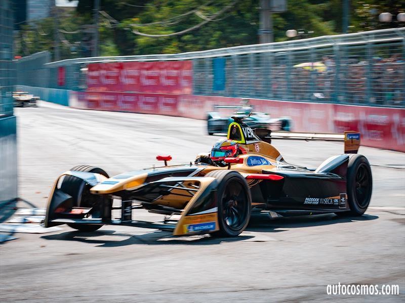 Fórmula E, ePrix de Santiago: Techeetah se quedó con el 1-2