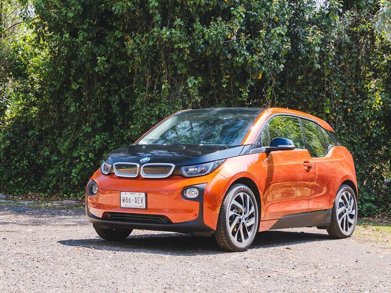 BMW i3 con Range Extender 2016: Prueba de manejo