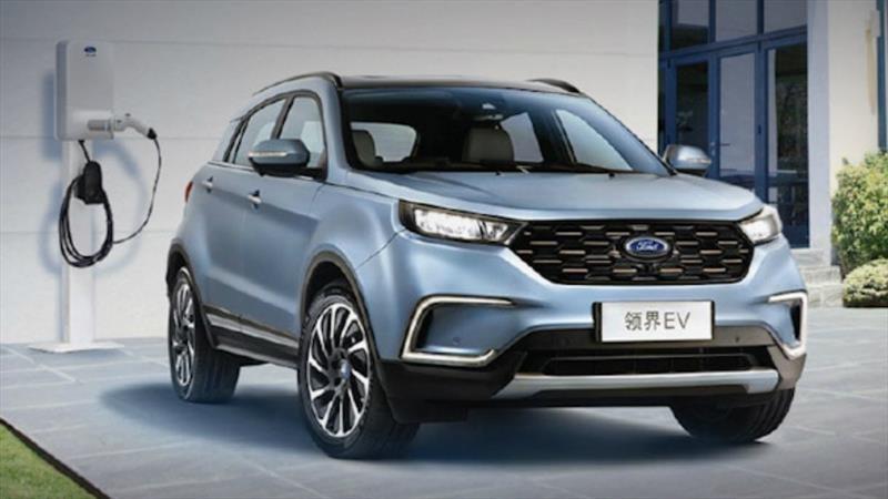 Ford Territory, el primer SUV 100% eléctrico que no es de Ford