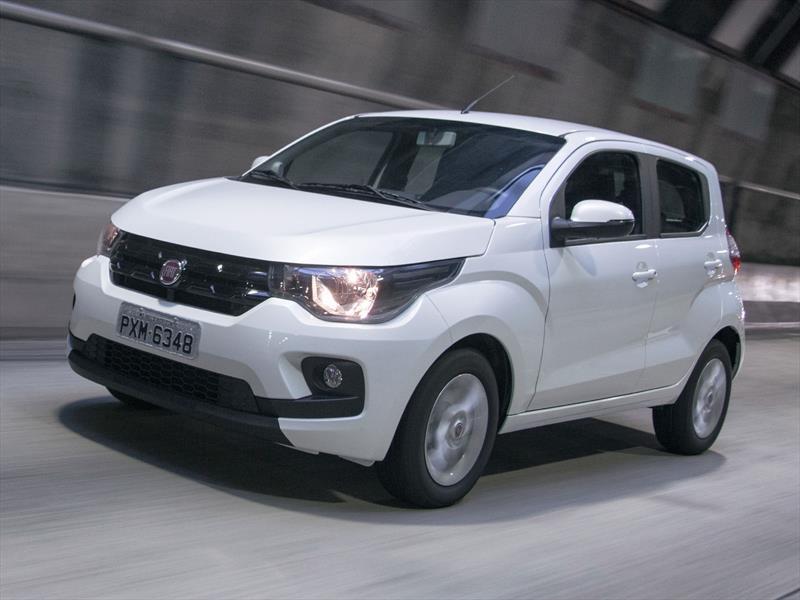 FIAT Mobi, se lanza el Brasil nuevo modelo ingreso a la marca.