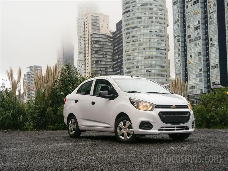 Chevrolet Beat Notchback 2018 llega a México desde $157,900 pesos - Autocosmos.com