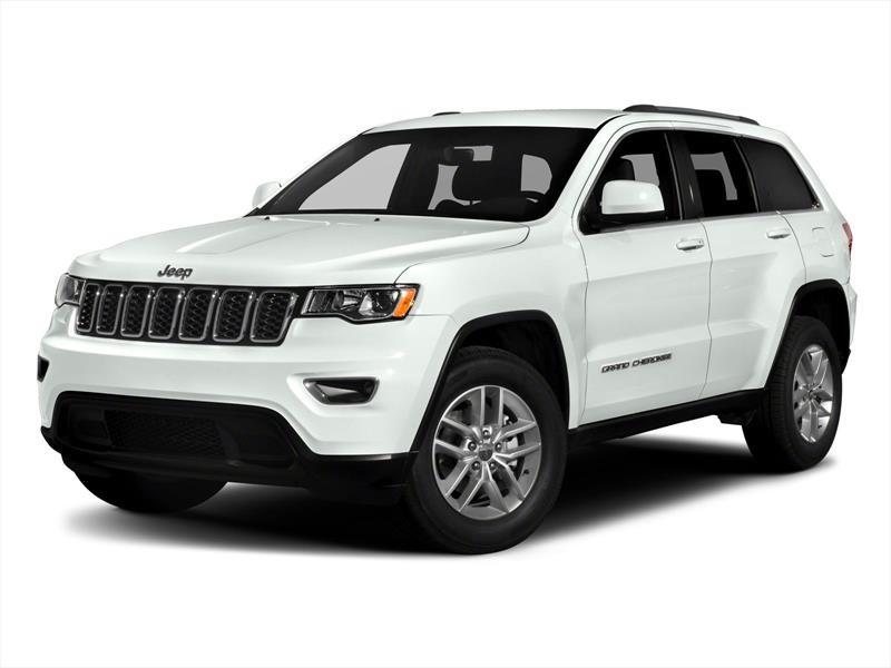 Jeep Grand Cherokee Laredo 2018 llega a México en $698,900 pesos