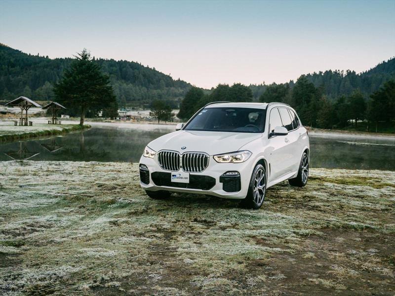 BMW X5 2019 llega a México con dos motorizaciones turbocargadas de Seis y Ocho cilindros